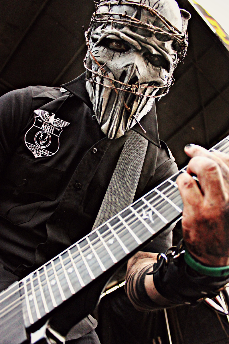 Tommy Church of Mushroomhead