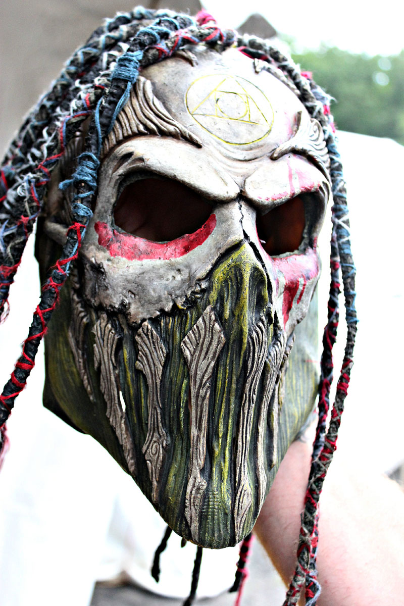 Skinny of Mushroomhead's Mask