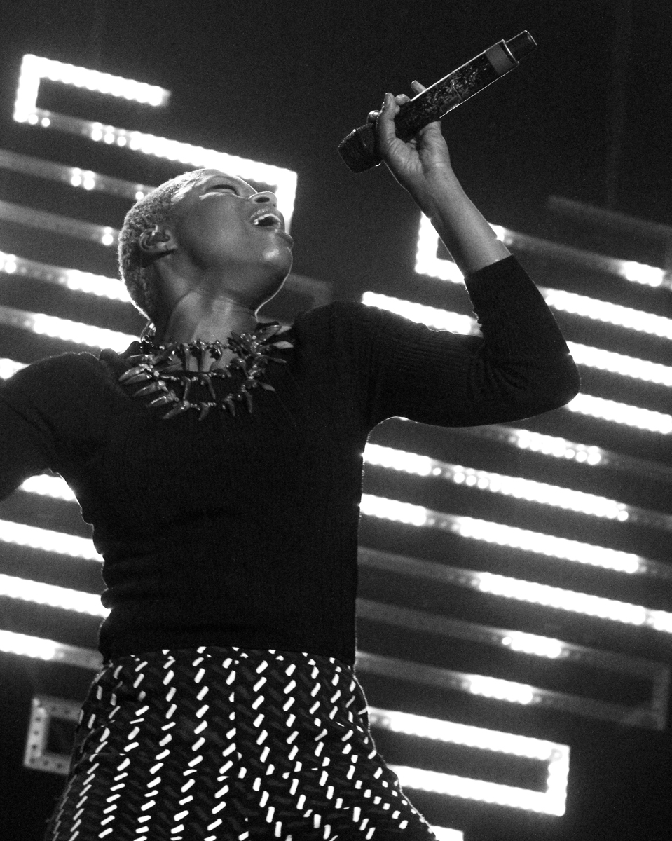 Noelle Scaggs of Fitz and the Tantrums