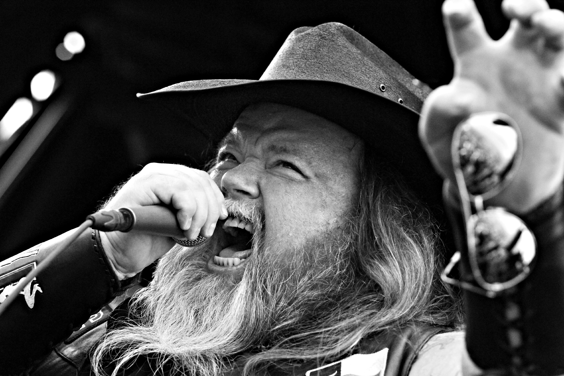 Big Dad Rich of Texas Hippie Coalition